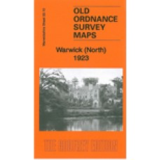 Warwick (North) 1923 - Old Ordnance Survey Maps - The Godfrey Edition