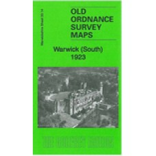Warwick (South) 1923 - Old Ordnance Survey Maps - The Godfrey Edition