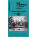 Stourbridge (South) and Oldswinford 1901 - Old Ordnance Survey Maps - The Godfrey Edition
