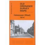 Halesowen (West) 1914 - Old Ordnance Survey Maps - The Godfrey Edition