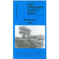Wollaston 1901 - Old Ordnance Survey Maps - The Godfrey Edition
