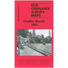 Cradley (South) 1901 - Old Ordnance Survey Maps - The Godfrey Edition