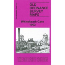 Whiteheath Gate 1902 - Old Ordnance Survey Maps - The Godfrey Edition