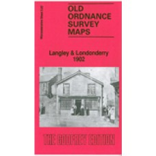 Langley and Londonderry 1902 - Old Ordnance Survey Maps - The Godfrey Edition