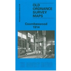 Coombeswood 1914 - Old Ordnance Survey Maps - The Godfrey Edition