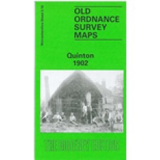 Quinton 1902 - Old Ordnance Survey Maps - The Godfrey Edition