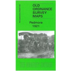 Pedmore 1921 - Old Ordnance Survey Maps - The Godfrey Edition