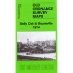 Selly Oak and Bournville 1914 - Old Ordnance Survey Maps - The Godfrey Edition