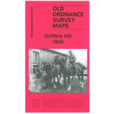 Griffin's Hill 1902 - Old Ordnance Survey Maps - The Godfrey Edition