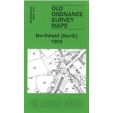 Northfield (North) 1903 - Old Ordnance Survey Maps - The Godfrey Edition