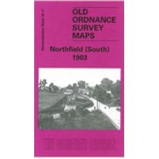 Northfield (South) 1903 - Old Ordnance Survey Maps - The Godfrey Edition