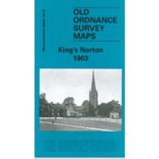 Kings Norton 1903 - Old Ordnance Survey Maps - The Godfrey Edition