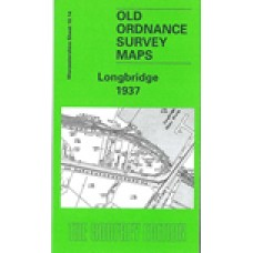 Longbridge 1937 - Old Ordnance Survey Maps - The Godfrey Edition
