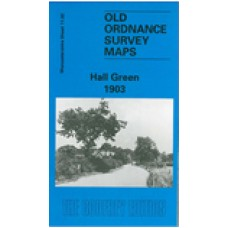 Hall Green 1903 - Old Ordnance Survey Maps - The Godfrey Edition