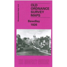Bewdley 1926 - Old Ordnance Survey Maps - The Godfrey Edition