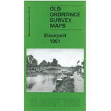 Stourport 1901 - Old Ordnance Survey Maps - The Godfrey Edition