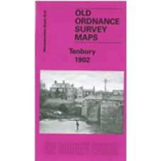 Tenbury 1902 - Old Ordnance Survey Maps - The Godfrey Edition