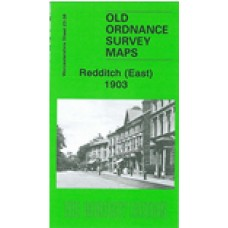 Redditch (East) 1903 - Old Ordnance Survey Maps - The Godfrey Edition