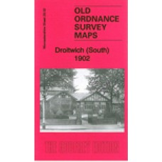 Droitwich (South) 1902 - Old Ordnance Survey Maps - The Godfrey Edition