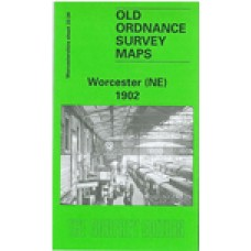 Worcester (NE) 1902 - Old Ordnance Survey Maps - The Godfrey Edition