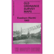 Evesham (North) 1903 - Old Ordnance Survey Maps - The Godfrey Edition