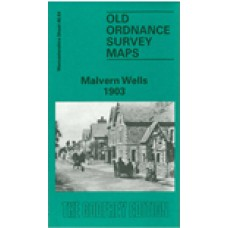 Malvern Wells 1903 - Old Ordnance Survey Maps - The Godfrey Edition