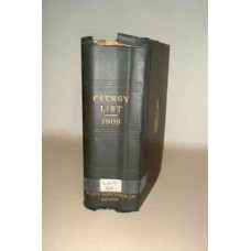 Kelly's Directory of Clergy (1909)