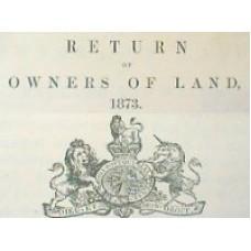 Return Of Owners Land, Staffordshire, Warwickshire & Worcestershire (1873) - Compendium Set - Download