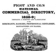 Pigot's Directory of Warwickshire (1828-9)