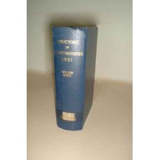 White's History, Gazetteer and Directory of Staffordshire (1851)