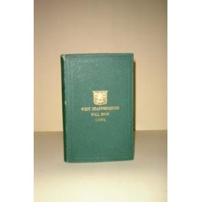 Poll Book For Western Division Of Staffordshire (1868) - Download