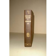 Wrightson's Triennial Directory of Birmingham (1823)