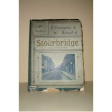 A Descriptive Account of Stourbridge, illustrated (1894) - CD