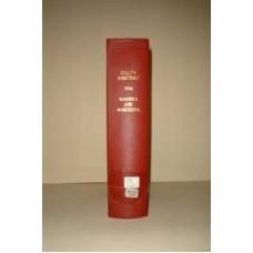 Kelly's Directory of Warwickshire (1936)