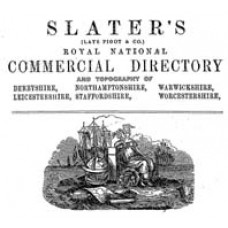Slater's Royal National Commercial Directory - Warwickshire (1862)
