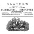 Slater's Royal National Commercial Directory - Worcestershire (1862)