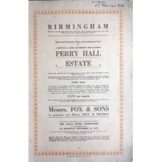Perry Hall Estate Sales Particulars