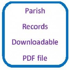 Burslem Staffordshire Parish Register transcripts - Baptisms 1578-1837, Marriages 1578-1837, Burials 1578-1837 - Download