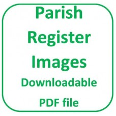 Earls Croome Worcestershire - Original Parish Register images (Download)