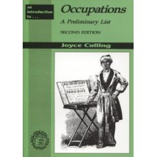 An Introduction To Occupations (2nd Edition) By Joyce Culling
