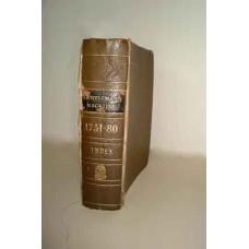 Gentleman's Magazine (1731 - 1780) - Name & Surname Index - Download