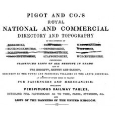 Pigot's Directory Of Staffordshire (1842) - Download