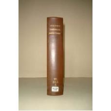 Holden's Triennial Directory - Volume 2 (1805 - 7) - CD