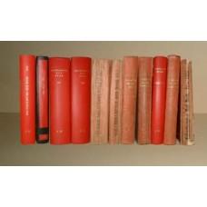 Wolverhampton Red Book, 1913 - 1936 - Download