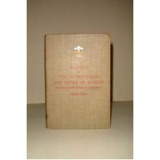 History Of The 7th Battalion, North Staffordshire Regiment, (1914-1919) - CD