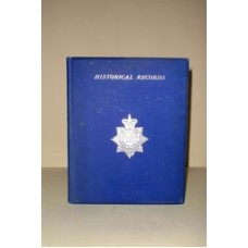 Historical Records Of The First Kings Own Militia (4th ) North Staffordshire, 1903 - CD