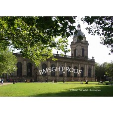 Birmingham St. Philips Cathedral - Church Photo - Download