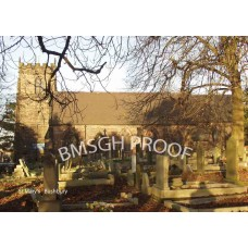 Bushbury, St. Mary - Church Photo