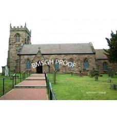 Codsall, St. Nicholas - Church Photo - Download