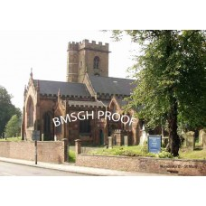 Handsworth, St. Mary - Church Photo - Download